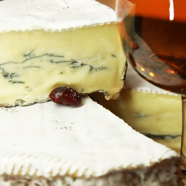 A close up of Cote Hill Cheese