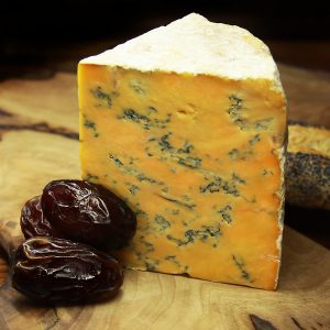 Cropwell Bishop Blue Shropshire Cheese