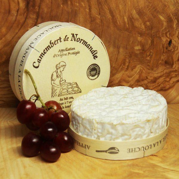 Camembert De Normandie AOC Cheese