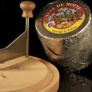 Tête de Moine cheese