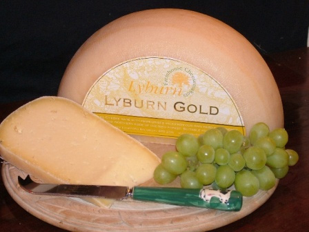 lyburn gold cheese