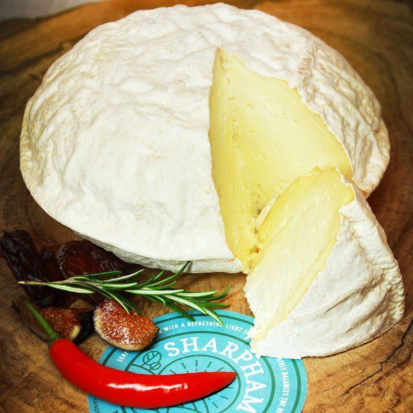 Rustic Sharpham Cheese