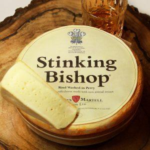 Stinking Bishop Cheese