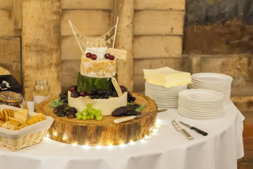 Another wedding cheese cake