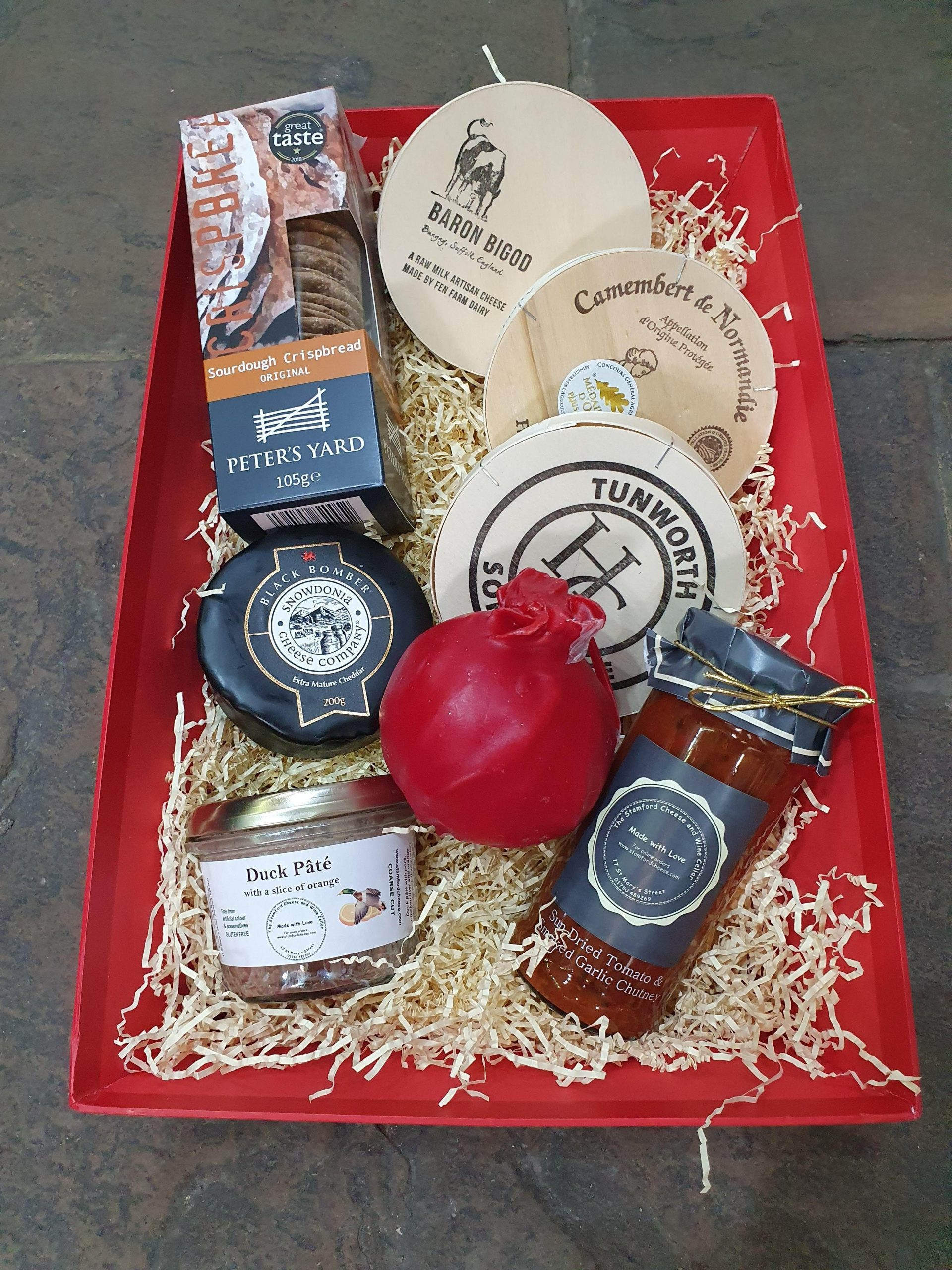"""All You Need"" Hamper"