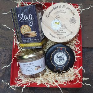 Camembert and Snowdonia Hamper