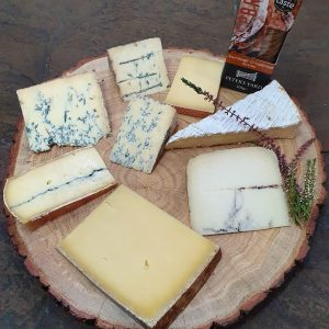 Cheese Board Selection