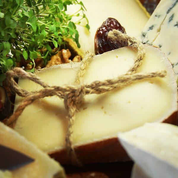 Shepherd Cheese Board Close Up