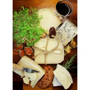 Shepherd Cheese Board