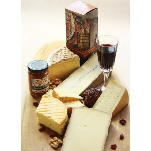 Stinking Cheese Board