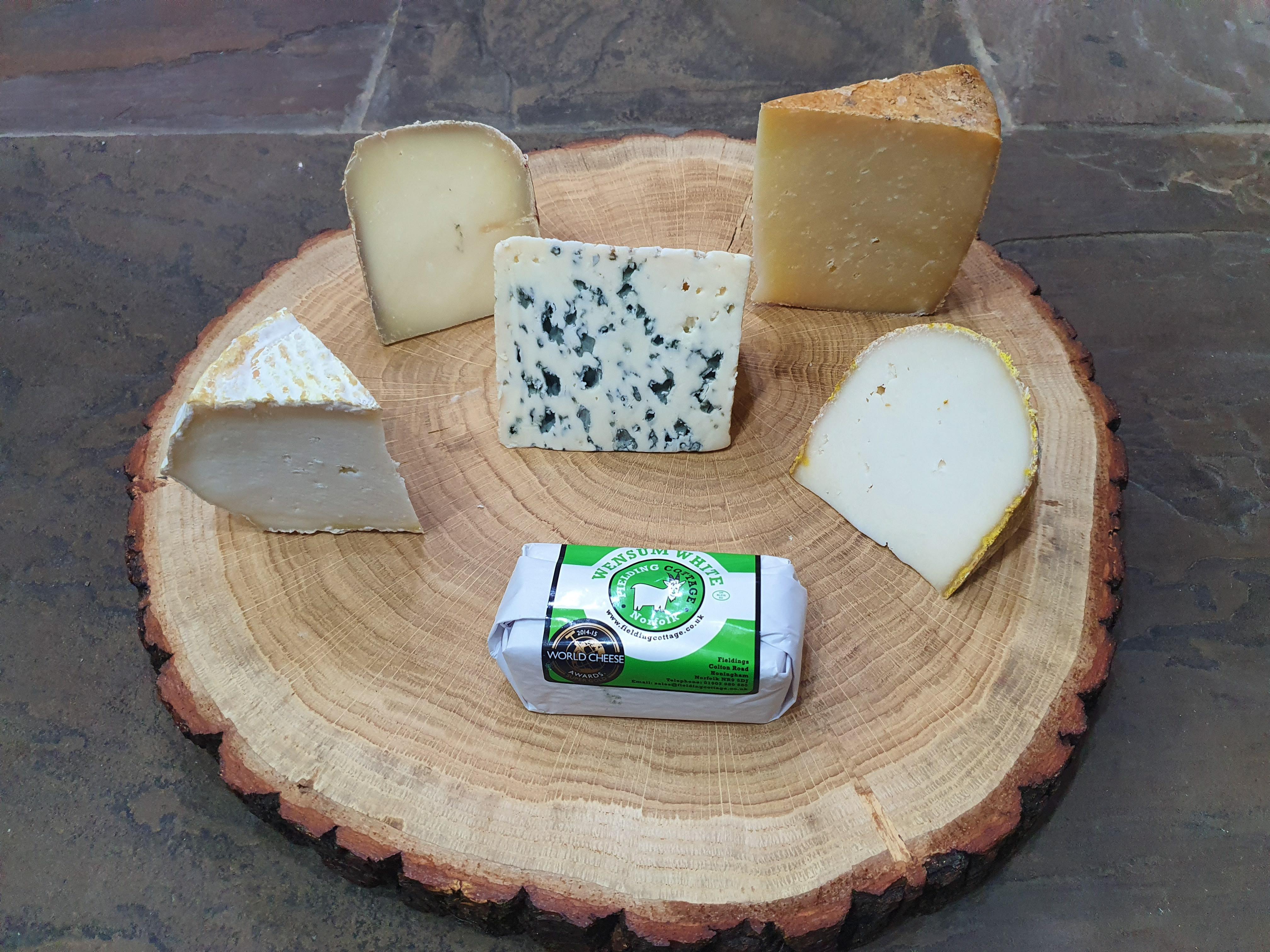 Shepherd Cheese Board