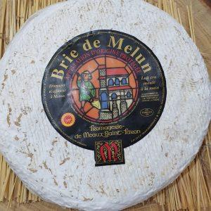 Brie De Melun Cheese
