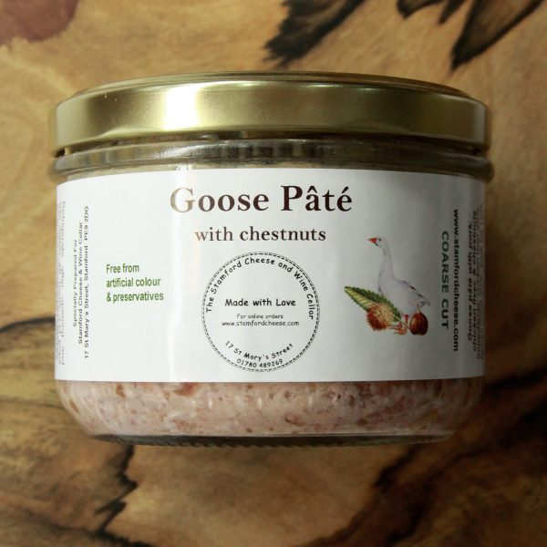 Goose Pâté