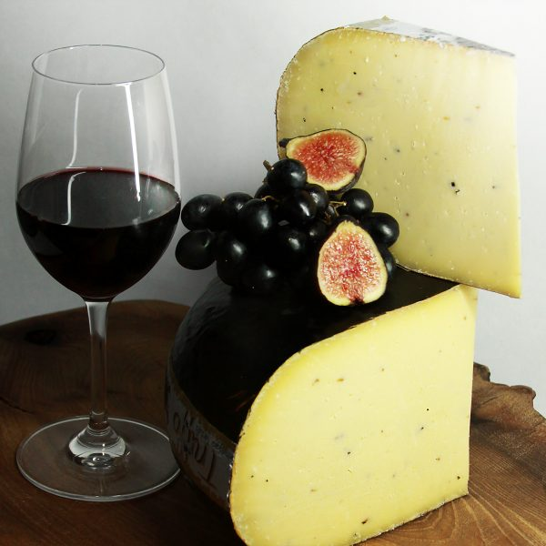 Gouda with Truffle Cheese
