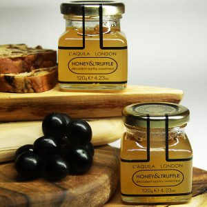 Honey and Truffle Jars