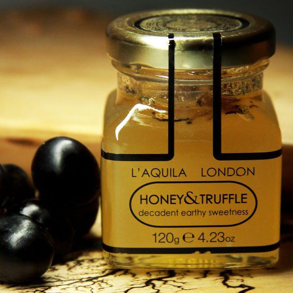 Honey and Truffle Jar
