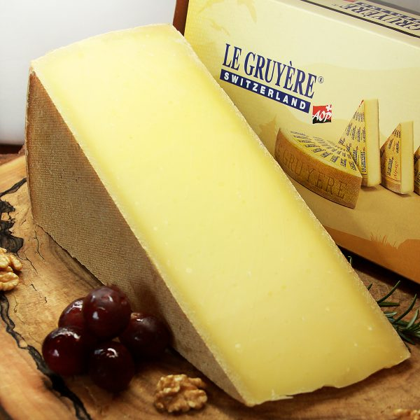 Le Gruyère Reserve Cheese
