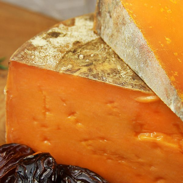 Lincolnshire Red Cheese