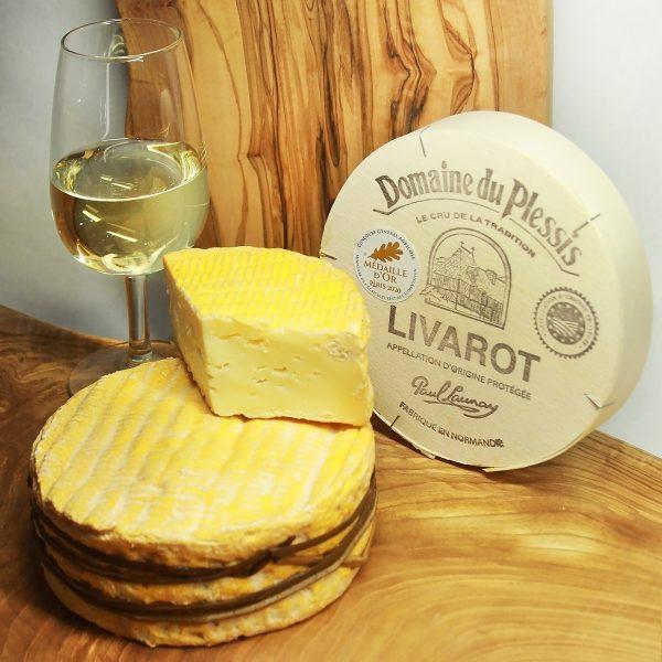 Livarot A.O.C Cheese