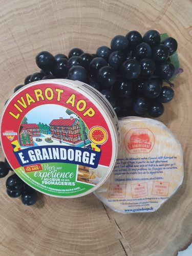 Livarot AOP Cheese