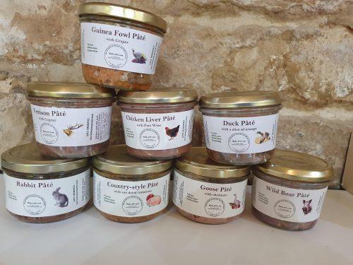Buy Pâtés Online