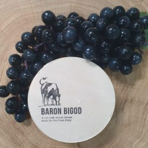 Baron Bigod Cheese