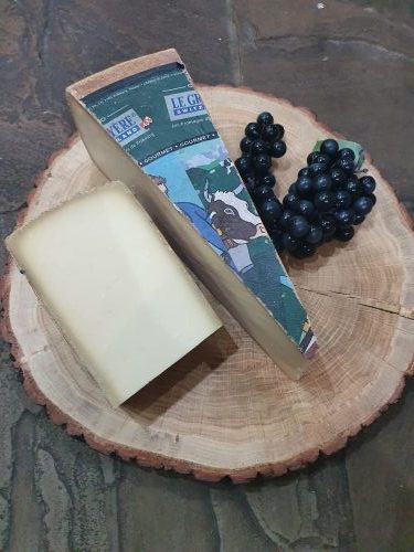 Le Gruyère Reserva Cheese
