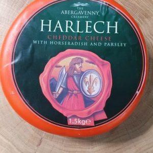 Harlech Cheese