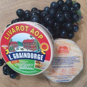 Livarot AOP Cheese