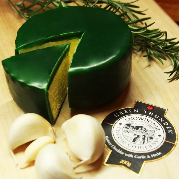 Green Thunder Snowdonia Cheese Truckle