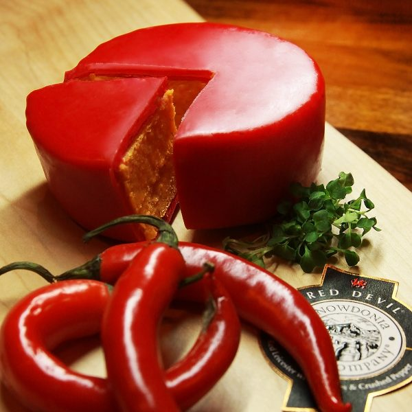 Red Devil Snowdonia Cheese Truckle