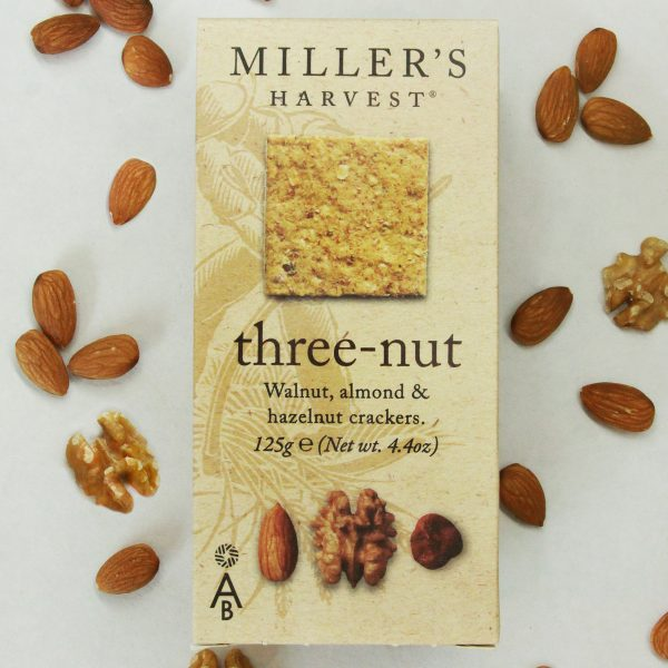 Three-Nut Miller's Harvest