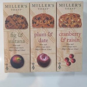Miller's Toast