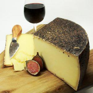 Red Wine Farmer Cheese