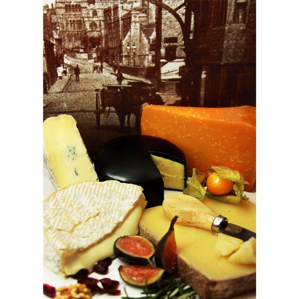 Lincolnshire Local Cheese Board