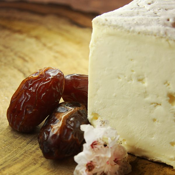 A close up of Saint André Cheese